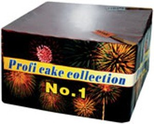 Profi Cake Collection No.1 - 100 ran (25mm) DOPORUČUJEME